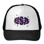 USA-Patriotic Trucker Hat
