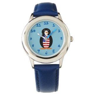 USA Penguin -- American Penguin Kid's Watch