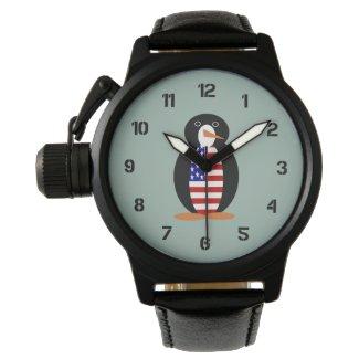 USA Penguin -- American Penguin