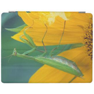 USA, Pennsylvania. Female praying mantis iPad Cover