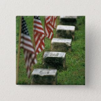 USA, Pennsylvania, Gettysburg. Civil war Button