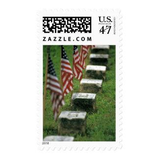 USA, Pennsylvania, Gettysburg. Civil war Postage Stamp