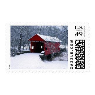 USA, Pennsylvania, Mariana County Postage
