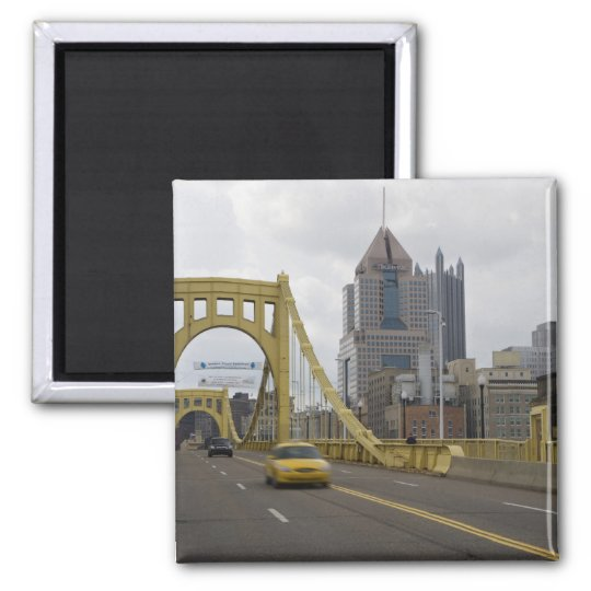 USA, Pennsylvania, Pittsburgh. The 6th Street Magnet