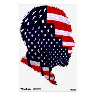 USA,People of Love_ Wall Sticker
