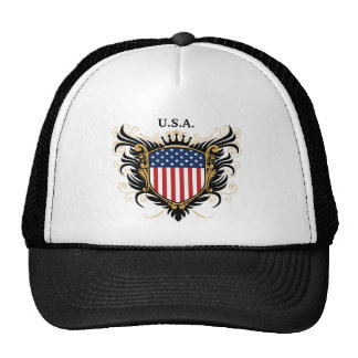 USA [personalize] Trucker Hat