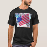 """USA"", Photo / Digital Painting T-Shirt"