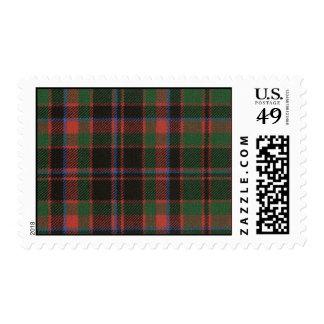 USA Postage Buchan Clan Ancient Tartan Print