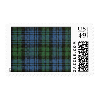 USA Postage Campbell Ancient Tartan Print