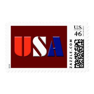 USA Postage Stamps