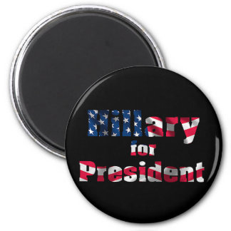 USA Presidential Election 2016  Round-Magnet 2 Inch Round Magnet