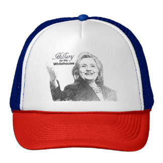 USA  Presidential  Election 2016 trucker-hat Trucker Hat