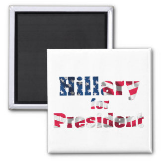 USA Presidential Election Square-Magnet Magnet