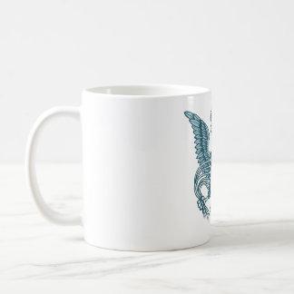 USA Privacy statement mug