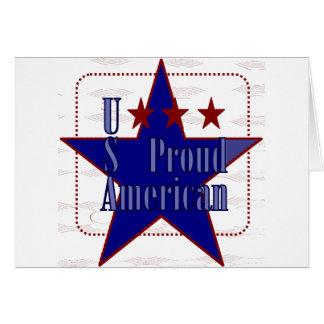 USA-Proud American Card