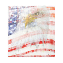USA Proud Notepad