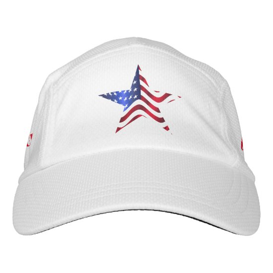 USA Proud, USA Flag, Star 4th of July Hat