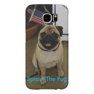 USA Pug Samsung Galaxy S6 Case