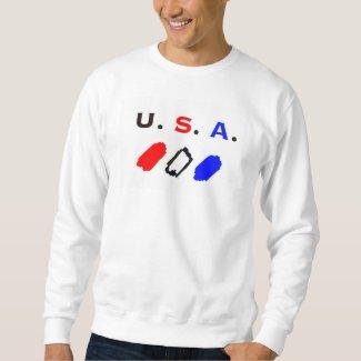 USA PULLOVER SWEATSHIRT