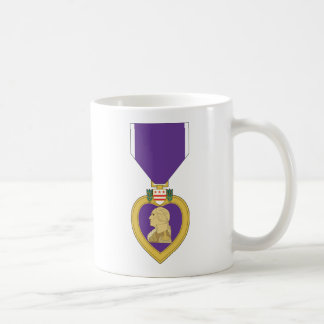 USA Purple Heart Medal Coffee Mug