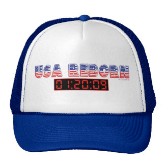 USA REBORN 01.20.09 HAT