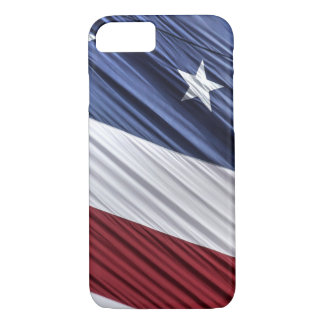 USA Red, White and Blue American Patriotic Flag iPhone 8/7 Case