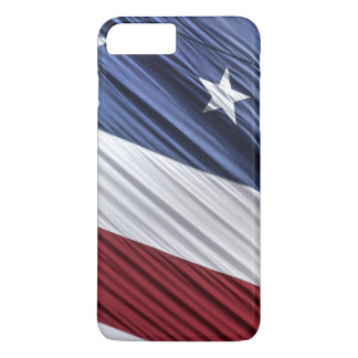 USA Red, White and Blue American Patriotic Flag iPhone 8 Plus/7 Plus Case