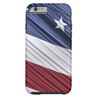 USA Red, White and Blue American Patriotic Flag Tough iPhone 6 Case