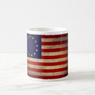 USA Revolution Flag Coffee Mug