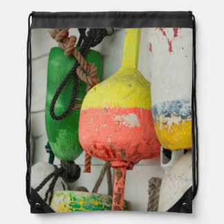 USA, Rhode Island, Block Island 2 Drawstring Bag