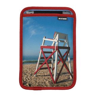 USA, Rhode Island, Charleston Beach, Beachfront iPad Mini Sleeve