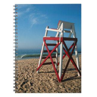USA, Rhode Island, Charleston Beach, Beachfront Notebook