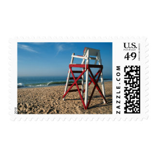 USA, Rhode Island, Charleston Beach, Beachfront Postage Stamp