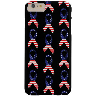 USA Ribbon Barely There iPhone 6 Plus Case