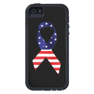 USA Ribbon iPhone SE/5/5s Case