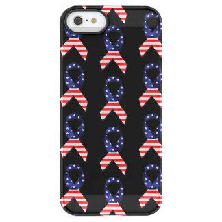 USA Ribbon Permafrost iPhone SE/5/5s Case