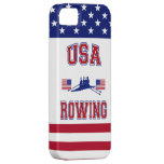 USA Rowing iPhone 5 Covers