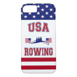 USA Rowing iPhone 7 Case