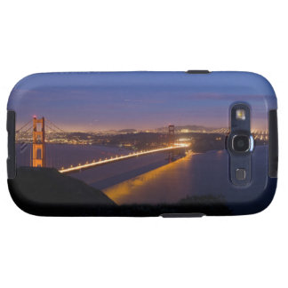 USA, San Francisco, City skyline with Golden 3 Galaxy SIII Case