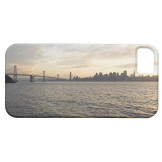 USA, San Francisco, Stadt-Skyline mit Goldenem iPhone SE/5/5s Case