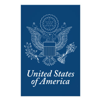 USA seal Flyer