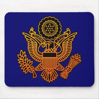 USA Seal Mouse Pads