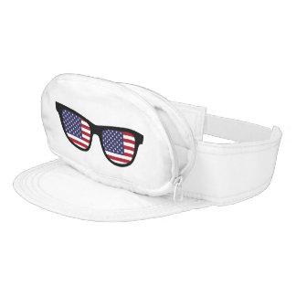 USA Shades Cap-Sac Visor