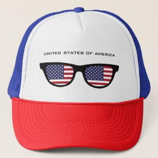 USA Shades custom hat