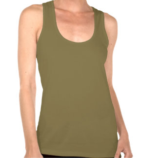 USA Shatters Soccer Ladies Tank Top