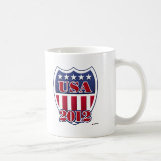 USA Shield 2012 Coffee Mug