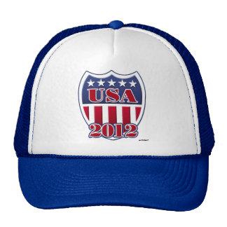 USA Shield 2012 Trucker Hat