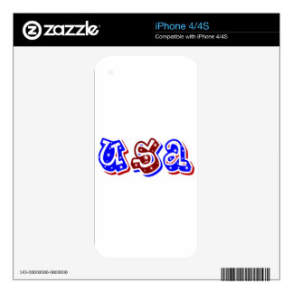 USA,Shine_ Decal For The iPhone 4