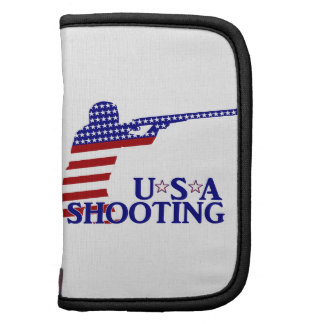 USA Shooting (Red White And Blue Rifle) Planner