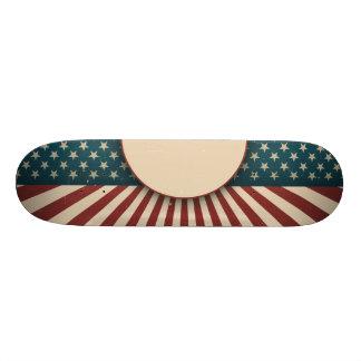 USA SKATEBOARD DECK